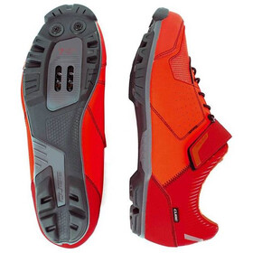 Cube MTB Peak - Zapatillas - rojo